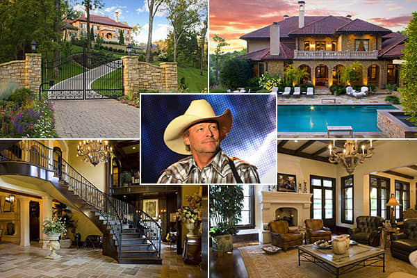 Alan jackson house for sale pictures