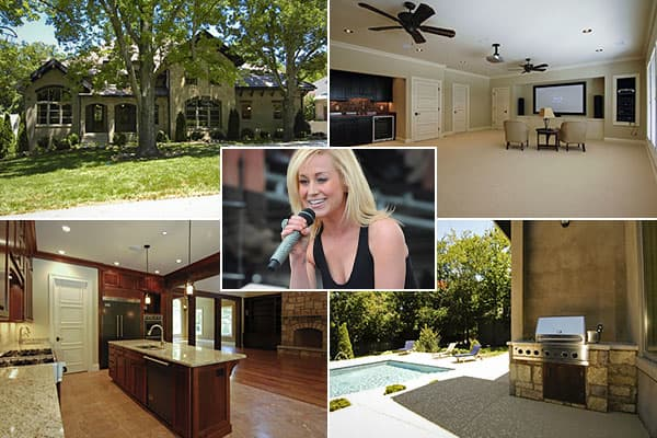 "Location: Nashville Price:$1.435 millionBedrooms: 4Bathrooms: 4 full, 1 partialSquare footage: 4,865At age 19, Kellie Pickler came in sixth on ""American Idol"" season five, then went on to record three albums and become the competition's number 14 out of an all-time , according to Billboard. Thanks to that early success, Pickler was able to pick up this contemporary stone-faced house at age 24.  The home is in Nashville's established Green Hills neighborhood with plenty of mature trees, according"