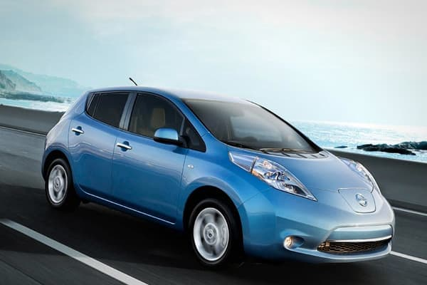 "Manufacturer's Suggested Retail Price: $27,700With gas prices approaching $5 a gallon, fuel efficiency is a key concern for commuters. In that sense, it's hard to improve on a car that uses no fuel whatsoever. The all-electric 2012 Nissan Leaf requires not one drop of gas, but it can still reach speeds of up to 100 miles an hour when fully charged. But what about cabin noise?""If you've driven a hybrid, you know how silent they are in electric-only mode,"" says ""The 2012 Nissan Leaf cruises with t"