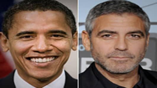 Obama/Clooney