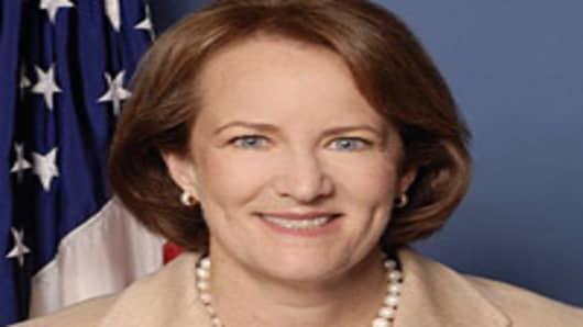 Karen G. Mills, Head of Small Business Administration