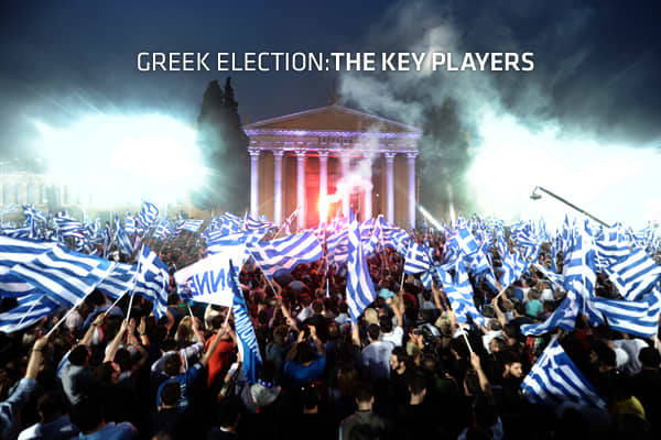 Greece is back on top of the international economic and political agenda after a brief respite as the country is forced to call a repeat election after a May 6 vote left parliament divided evenly between groups of parties that support and oppose austerity conditions attached to a 130 billion euro ($163 billion) rescue agreed with lenders in March.The latest opinion polls in Greece suggest anti-bailout leftist party Syriza has taken the lead ahead of a vote that is widely viewed as a referendum o
