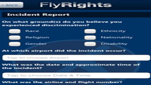 Fly Rights App