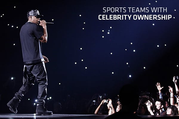 Lots of professional athletes go on to become team owners, such as Michael Jordan with the Charlotte Bobcats basketball team, and not all of them buy stakes in teams in the sport in which they made their name, like Magic Johnson, who is part owner in the  of the L.A. Dodgers baseball team,  and LeBron James, part owner of Liverpool football club. However, it's more unexpected when a celebrity who is best known for dazzling on stage or screen rather than for possessing any athletic inclinations b