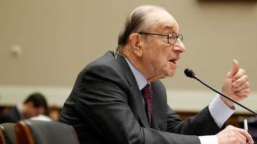 Alan Greenspan, Former Federal Reserve Board Chairman