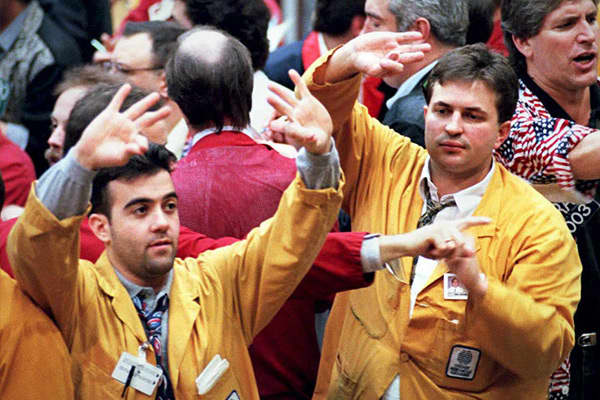 "Year: 1995Alarm bells were ringing in the spring of 1995, as the dollar sank against the major currencies. It's performance against the Yen was of particular importance because Japan's economy was the envy of many of its trading partners, looking downright invincible. The period ushered in the term ""twin deficits"", short for the massive trade and budget deficits America was running up, which was flooding the world economy with ever-less valuable dollars. The dollar sunk to just below 80-yen to t"