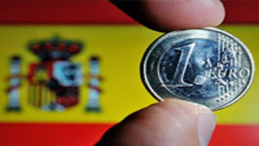 Spain, Euro coin