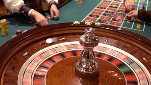 are gambling establishments open within indy