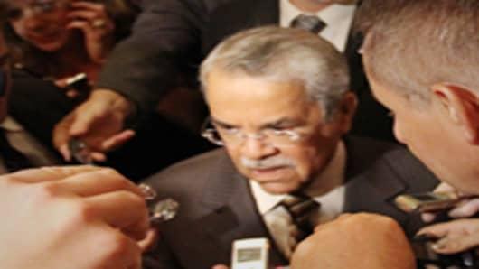 Al Naimi, Saudi Oil Minister