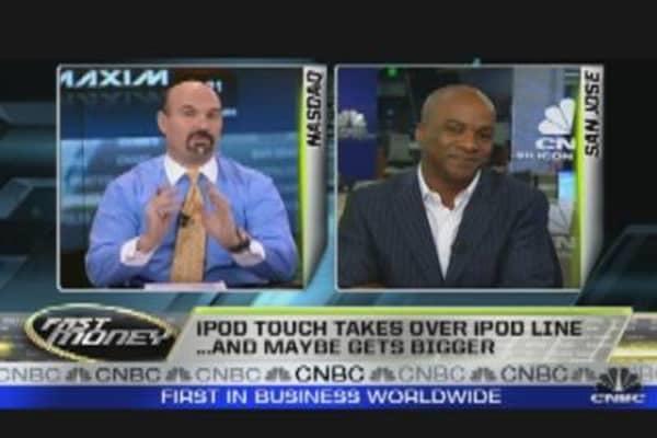 Fortt's Apple Predictions for 2012
