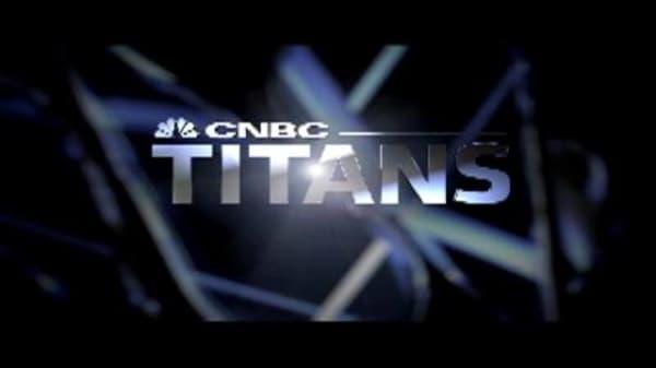 CNBC Titans: P&G