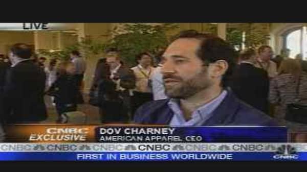 American Apparel CEO