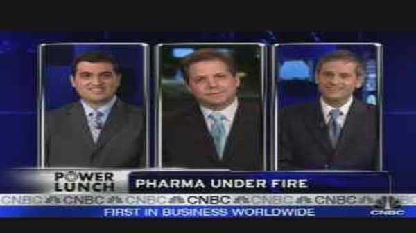 Big Pharma Under Pressure