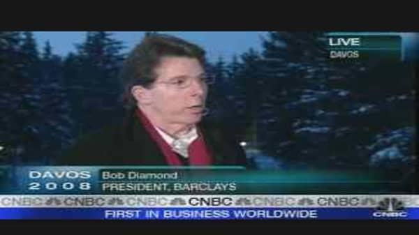 Barclays CEO on Bond Insurer Bailout