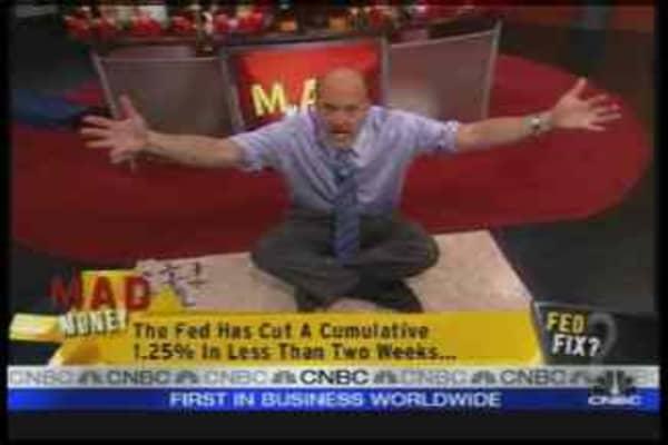 Fed on Target