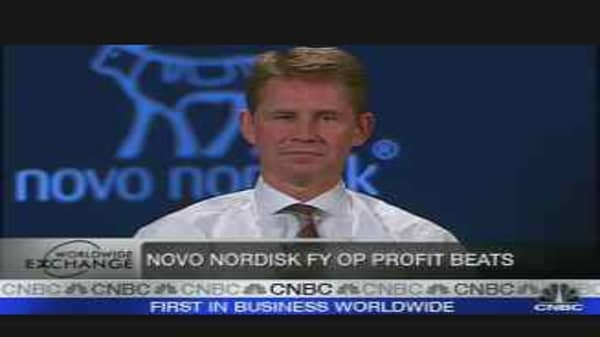 Novo Nordisk Bullish on Sales