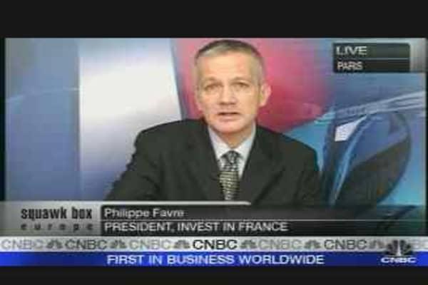 French Economy in Peril?