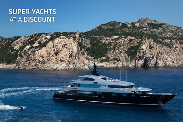 The Euro crisis has affected every part of the European economy, even in the rarified market of mega-yacht rentals in the Mediterranean. A glut of yachts for rent, coupled with the slowing global economy and the Euro crisis, is creating unprecedented bargains in the charter yacht business this summer. Yacht brokers say there are roughly 750 boats over 100-feet long docked on the shores of the Med this summer waiting for customers – twice the number of previous years. And there simply aren't enou