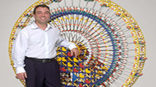 Michael Araten, President and CEO of K'NEX Brands