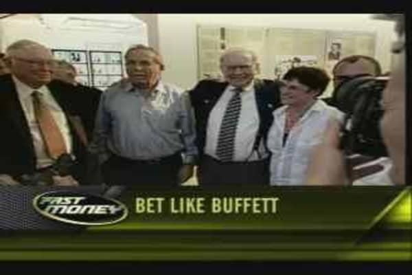Bet Like Buffett