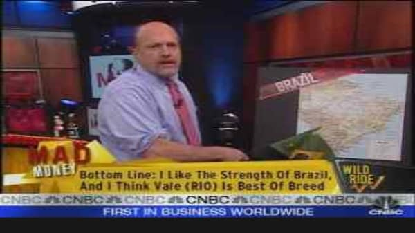Cramer's Southern Exposure