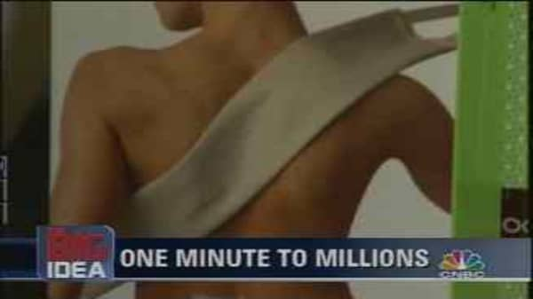 One Minute to Millions: Body Buddy