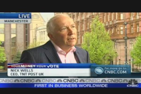 TNT CEO on UK Economy