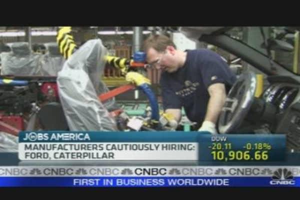 The Jobs Trade