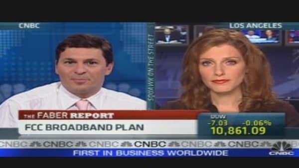FCC Broadband Plan