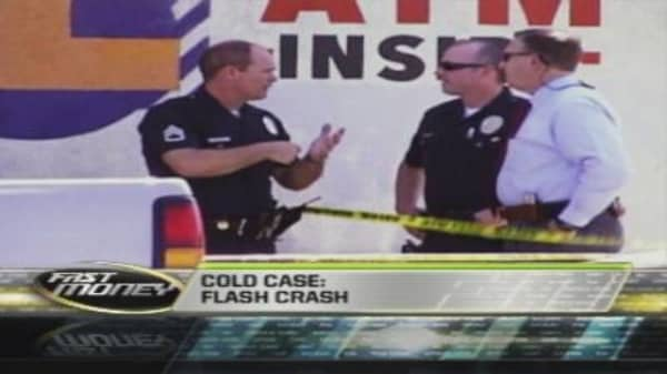 Cold Cash: Flash Crash