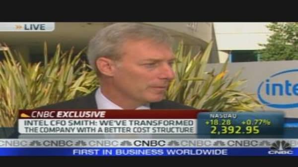 Intel's Shareholders' Meeting