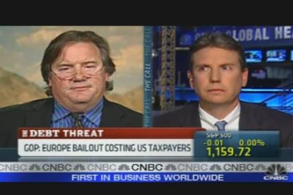 Euro Bailout Cost US Taxpayers?