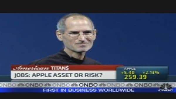 Jobs: Apple Asset or Risk?