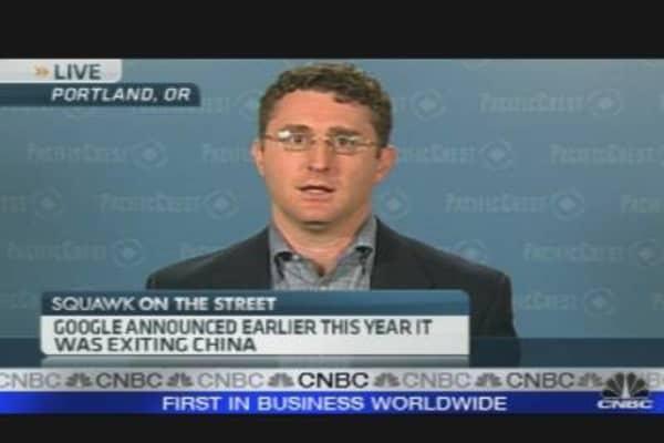 Analyst: Google's a Buy