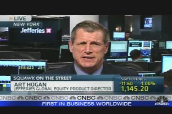 Market Buzz with Art Hogan