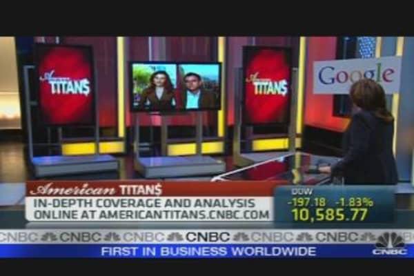 Google: Advertising Titan