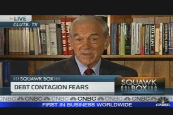 Ron Paul on Debt Contagion Fears