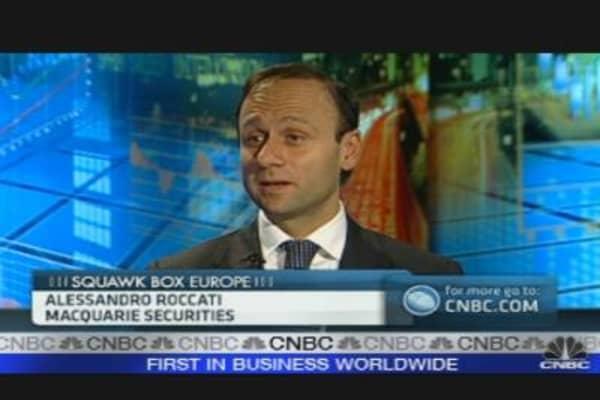 Good Value in Italian Banking Stocks: Roccati