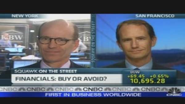 Financials: Buy or Avoid?
