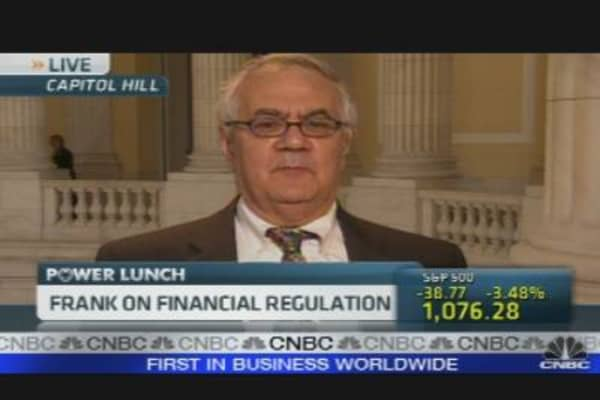 Frank on Regulation