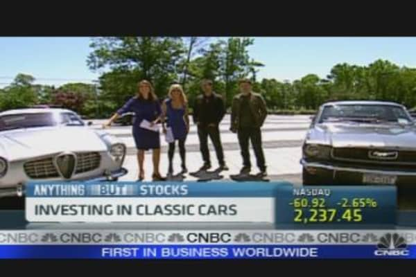 Investing in Classic Cars