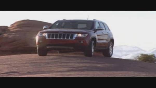 Video of 2011 Jeep Grand Cherokee