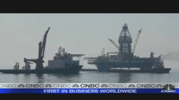 Placing Blame, Costs After BP Oil Spill
