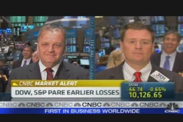 NYSE Trader Talk