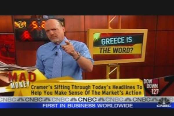 Greece is the Word?