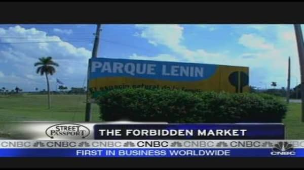 Cuba: The Forbidden Market