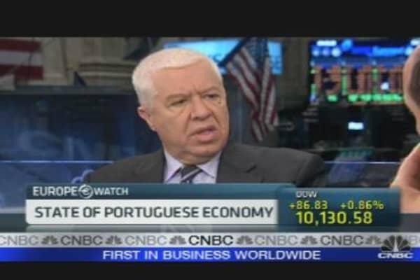 Portugal's Finance Minister Speaks