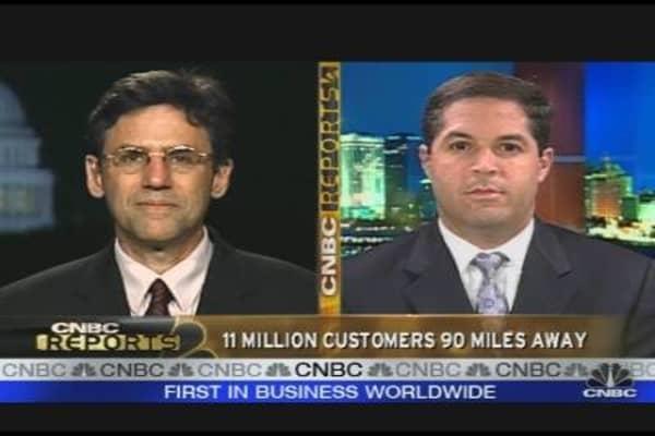 11M Customers 90 Miles Away