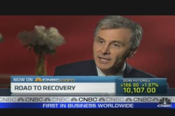 Dinan on Recovery, Rates & More