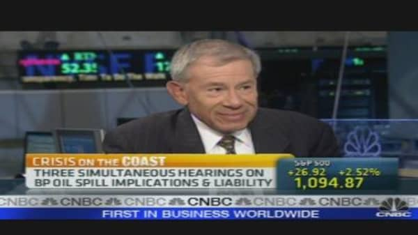 Analyst: BP's Stock Has Bottomed